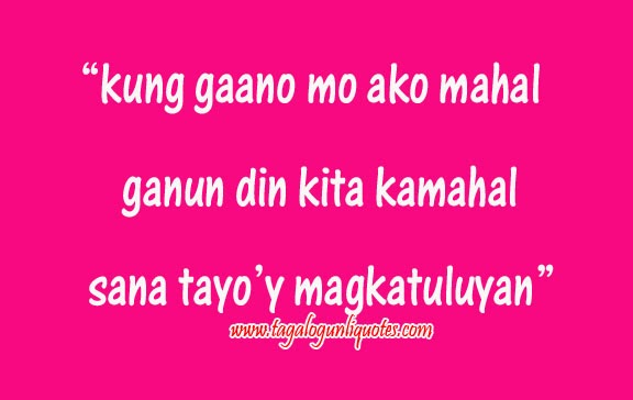 tagalog break up quotes for girls quotesgram