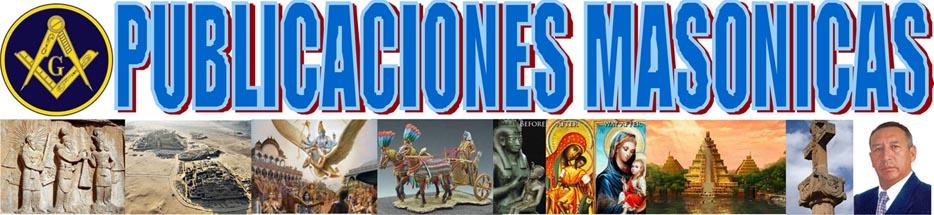 PUBLICACIONES MASONICAS