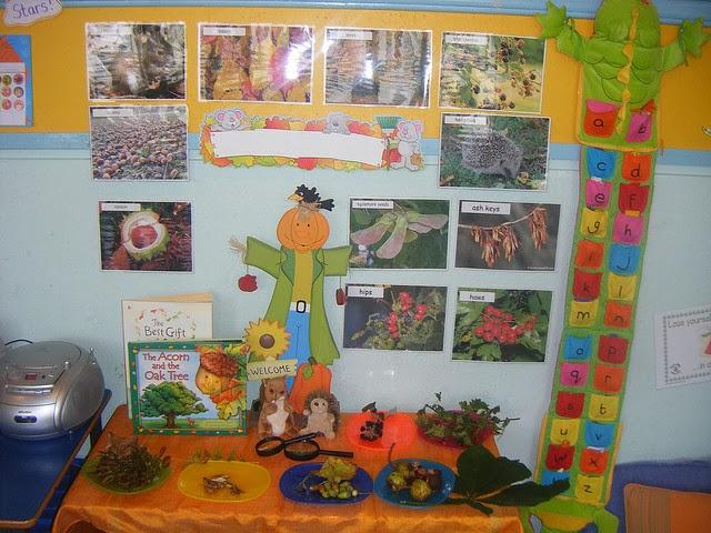 decoracao de sala humilde : decoracao de sala humilde:Cantinho Alternativo: Decoração Colorida Para a Sala de Aula
