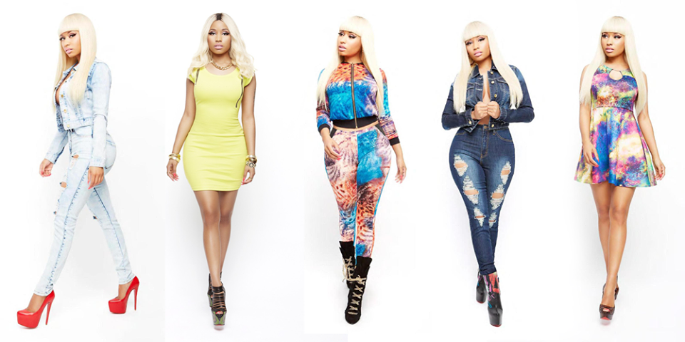 R Serve D 39 Inspirations Nicki Minaj 39 S Fashion
