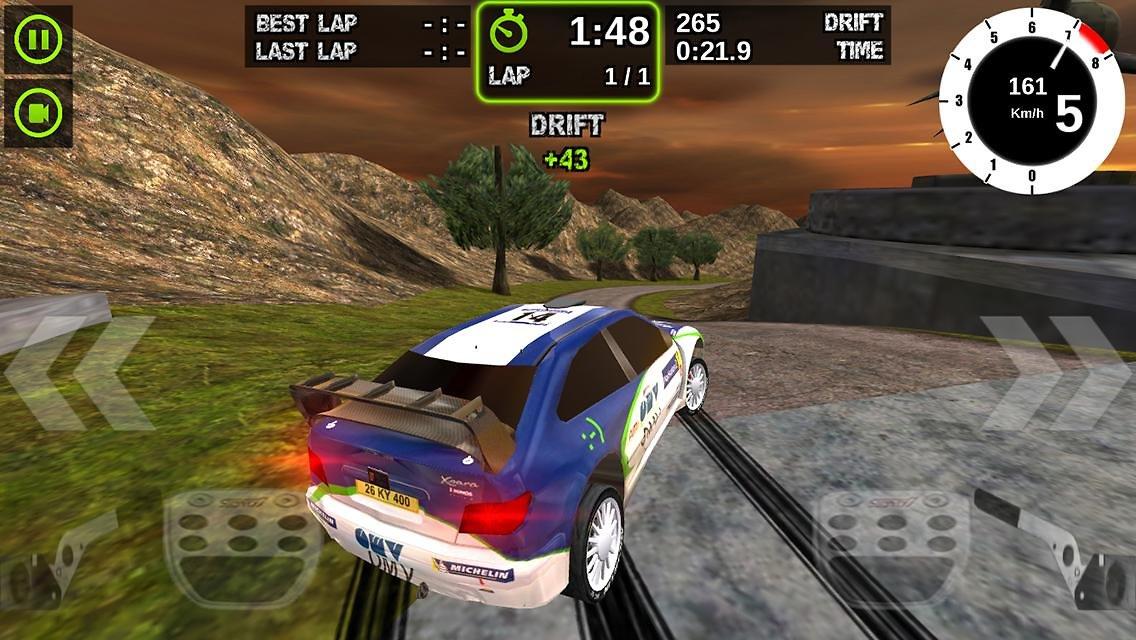 download game rally racing dirt mod apk