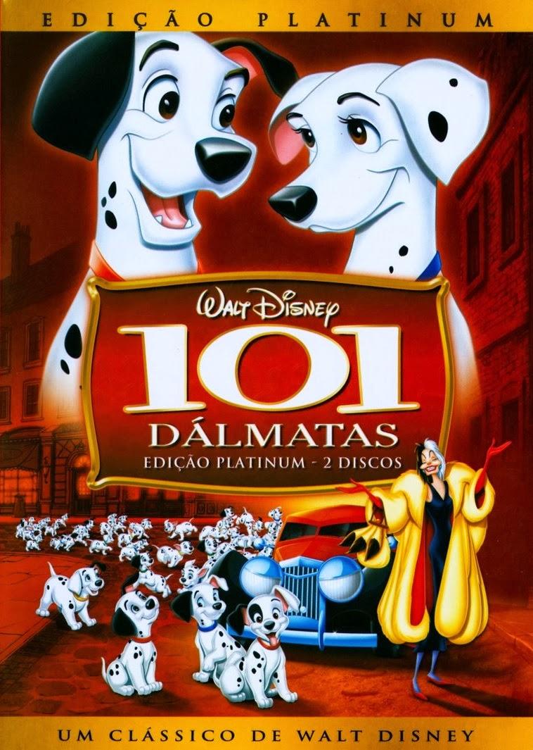 101 Dálmatas – Dublado (1961)