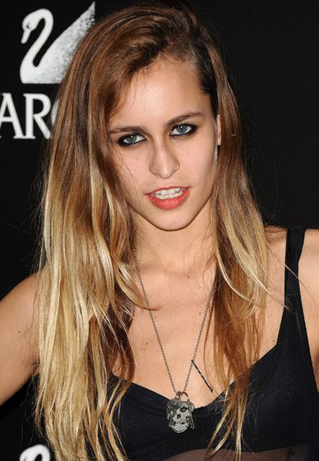 Alice Dellal New Chanel Face Jpg