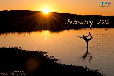 YogaDudes  February 2012