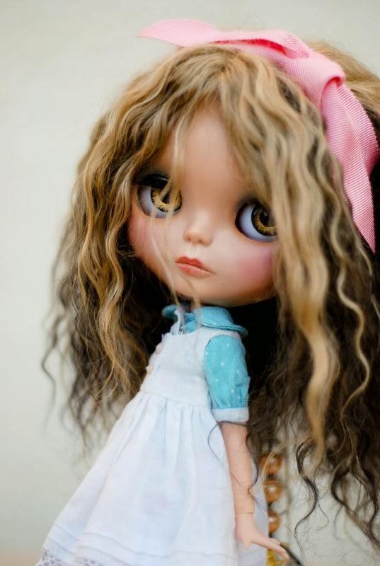 ROS.E.: Blythe Dolls