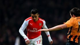 Video Gol Arsenal vs Hull City 2-0 FA Cup