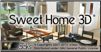 download software sweet home 3d. Black Bedroom Furniture Sets. Home Design Ideas