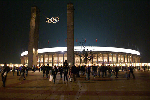 Olympic Stadium Berlin Germany