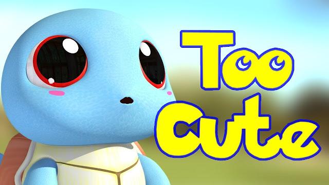 Too Cute : Pokémon - cutipedia
