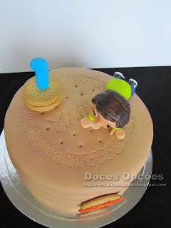 bolo aniversário bolacha maria bragança