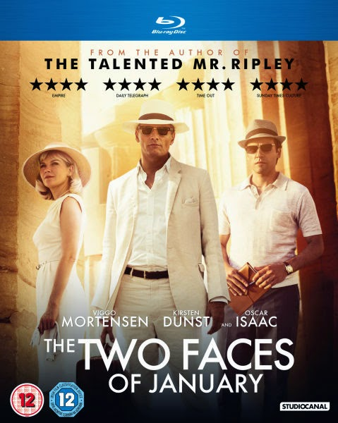 The Two Faces of January 2014 Dual Audio BRRip 480p 300MB