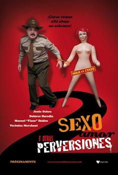 Poster de Sexo, amor y otras perversiones