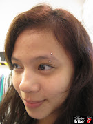 Eyebrow piercing. Posted by Vie G. Labels: Eyebrow piercing