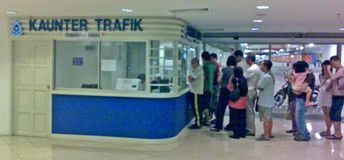 Semak Saman Trafik Secara Online