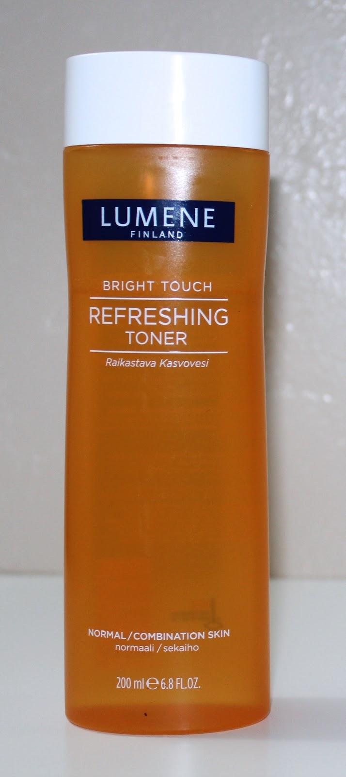 lumene bright touch