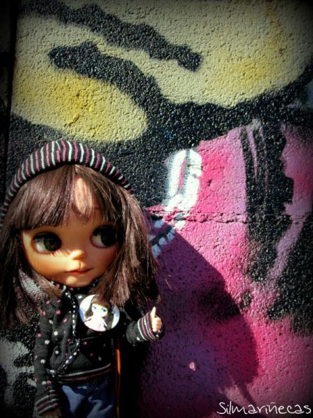 Arte urbano en las paredes - Qué es un graffiti - Esperando la KaleArtean de Basauri
