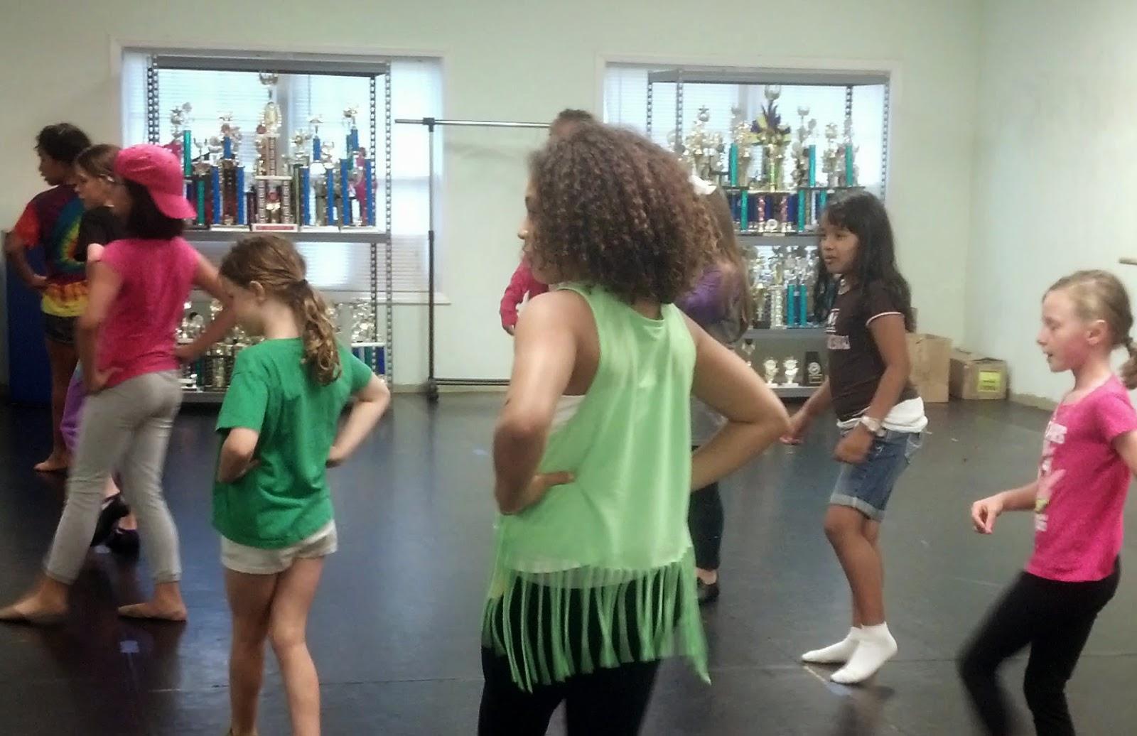 south park charlotte dance schools