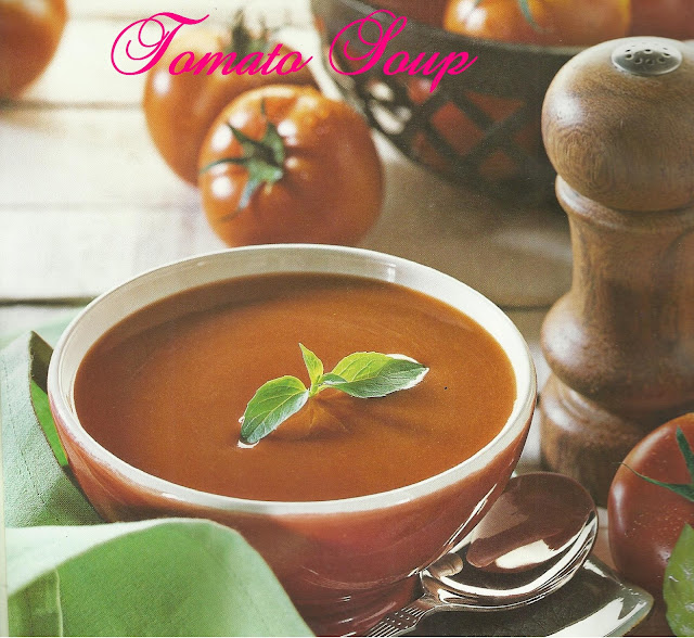 Microwaved Tomato Soup