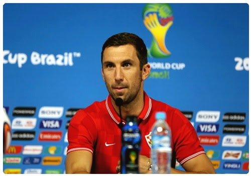 Darijo Srna: I will try to keep Neymar