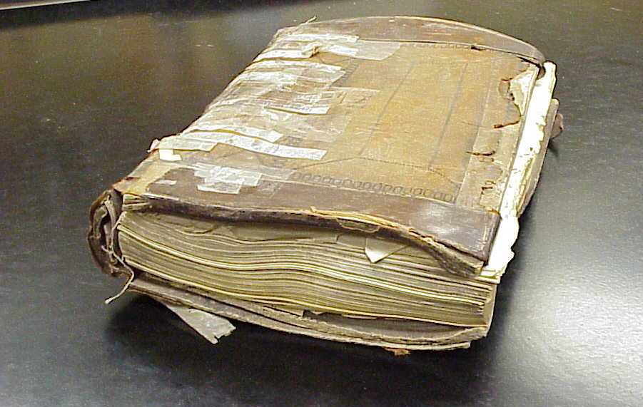 Wastepaper Prose The Story Of A Mistreated Book