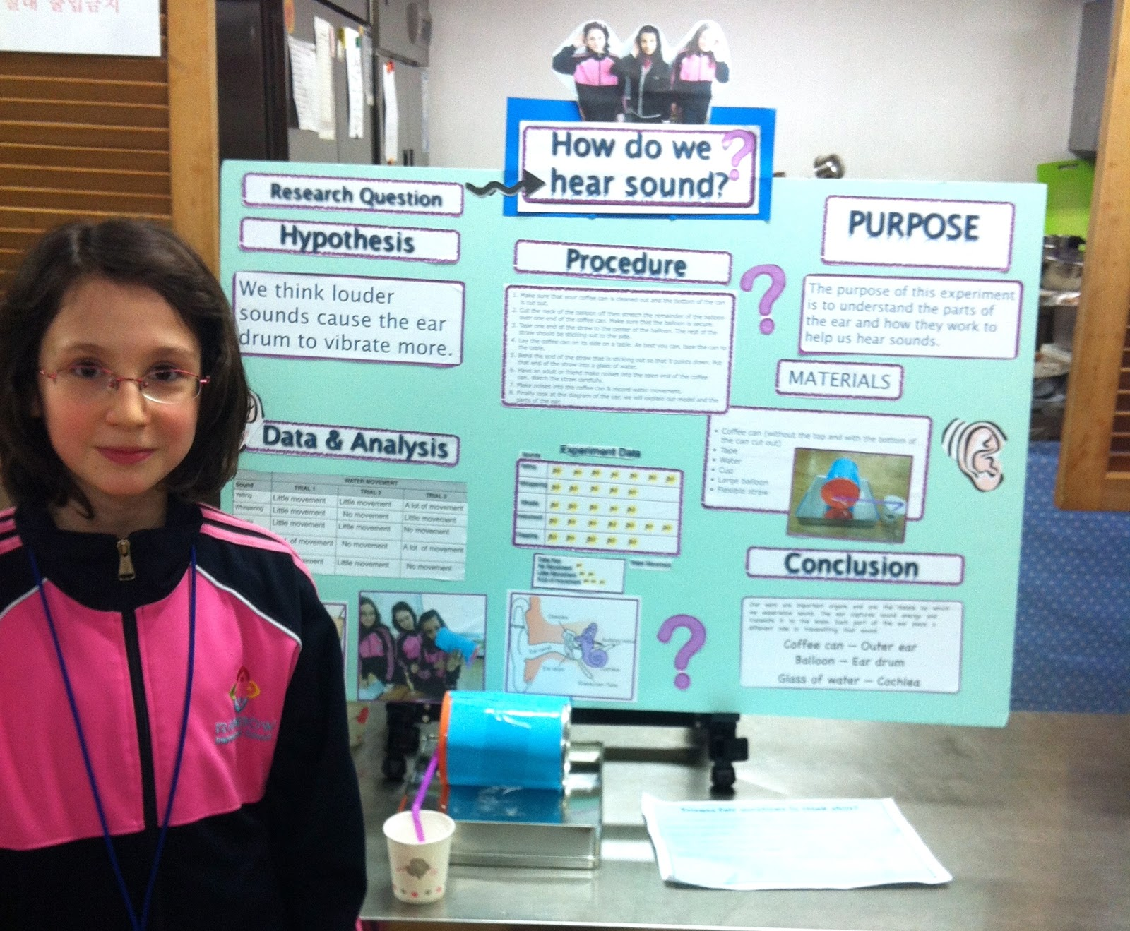 8th grade science fair project topics