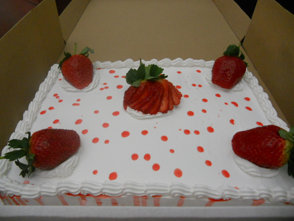 Cream Cake Pasteleria Bizcochos De Vainilla