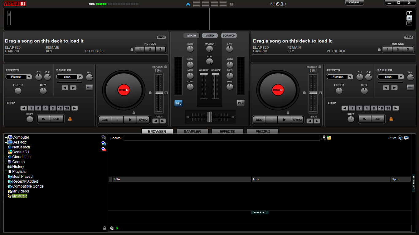 Virtual DJ Version 7.3