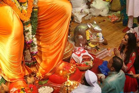 Lalbaugcha Raja Mumbai: First Look of Lalbaug Ka Raja 2012