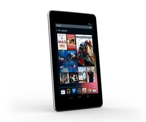 Harga dan Spesifikasi Google Tablet Nexus 7