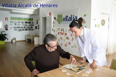 Centro de día en Alcalá de Henares