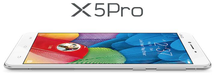 Spesifikasi dan Fitur Vivo X5Pro