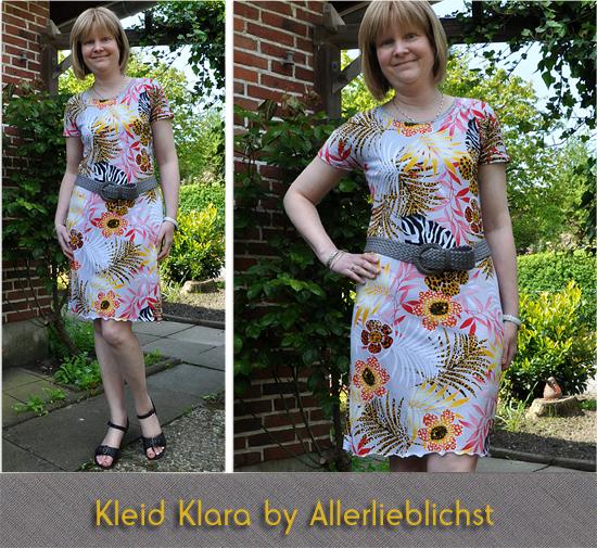 Kleid Klara by Allerlieblichst