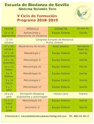 CALENDARIO 2018 -2019