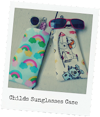 Childs Sunglasses Case
