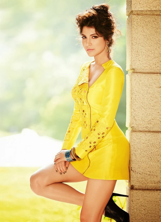 Anushka Sharma New Hot Photo Shoot