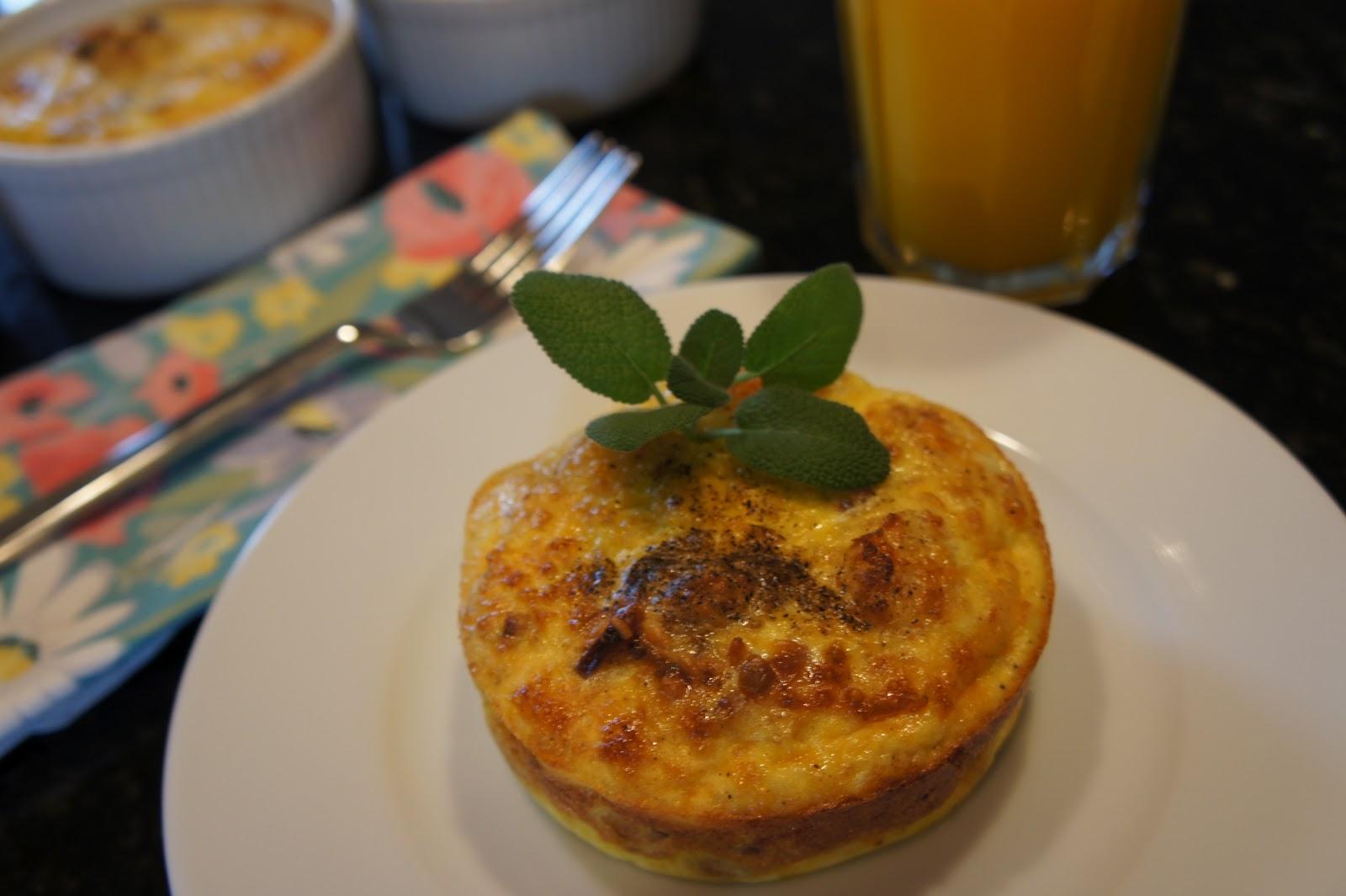 Simple Kitchen With Missy Maki mini tater tot breakfast casseroles | mrs. maki cooks~the simple