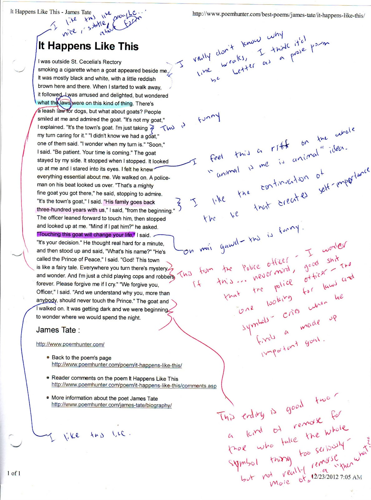poem comparisons Learn about how to tackle a gcse english literature poetry exam question that asks you to compare one poem with another.