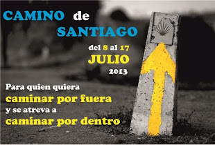 Pre- inscripcin Camino de Santiago 2013