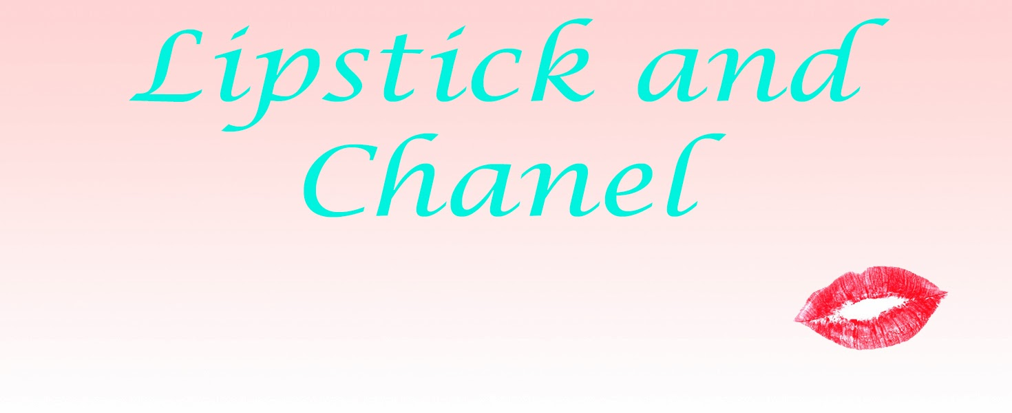 Lipstick and Chanel