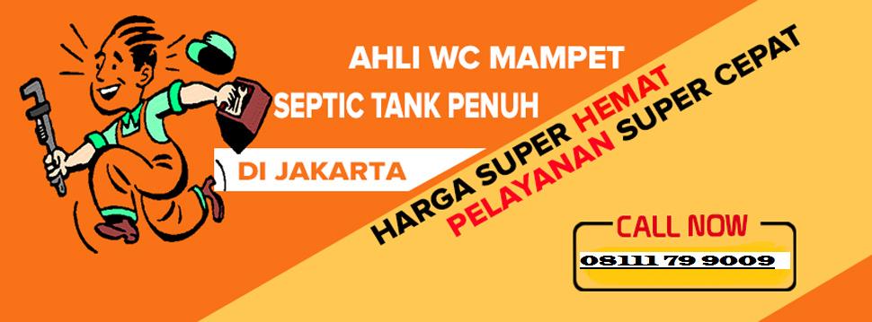 Masalah Toilet Tersumbat Jakarta Timur
