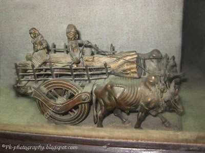 Antique Ox Cart