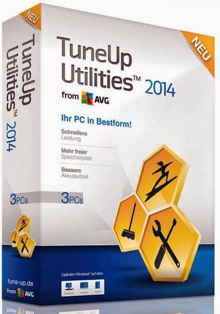 TuneUp Utilities 2014 14.0.1000.221