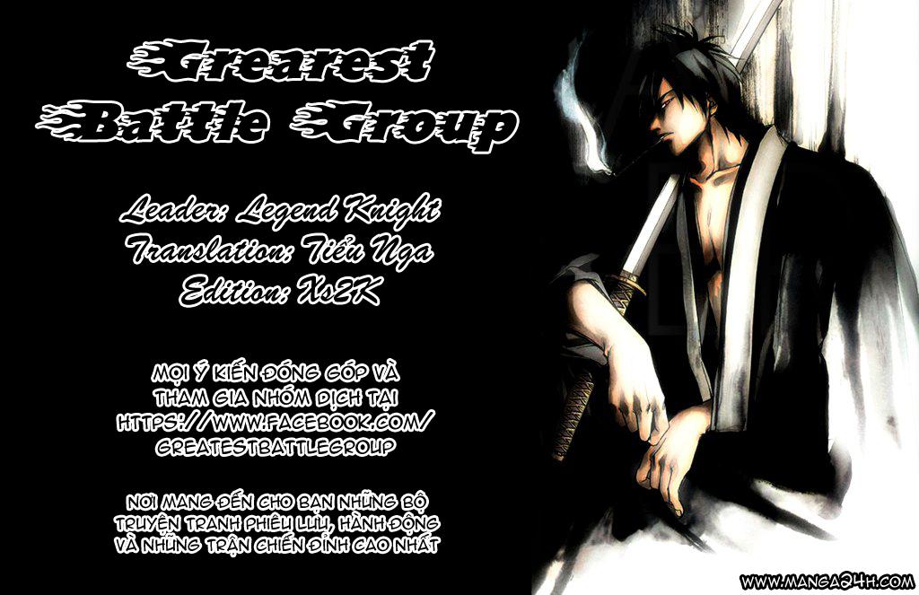 Mắt Quỷ Kyo-Samurai Deeper Kyo chap 91 Trang 1
