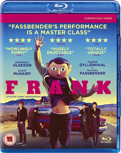 Frank (2014) LIMITED BluRay 720p BRRip 575MB