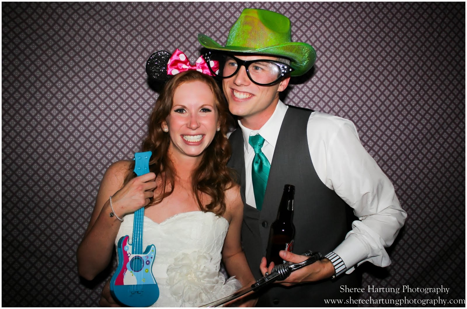 Krista and Ryan's Wedding Photobooth