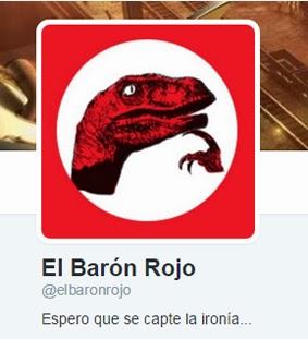 FAUNA TUITERA: @ELBARONROJO