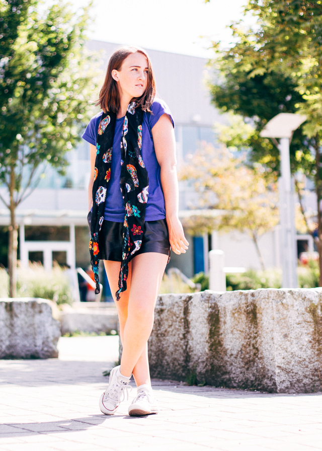 In My Dreams, Vancouver, Canada Personal Style and Fashion blogger wearing High Street Brands