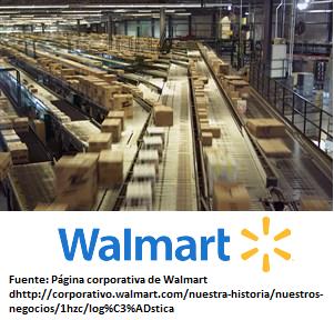 walmart, costes de preparación pedidos, coste logístico