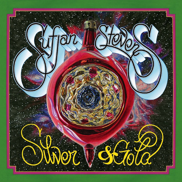 "Sufjan Stevens - ""Silver & Gold: Songs For Christmas"""