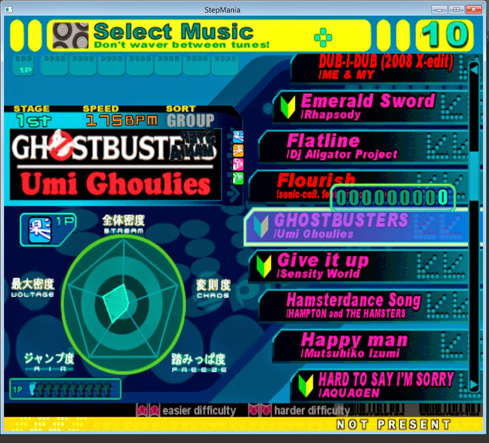 canciones ddr stepmania